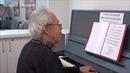 ЛЕНИН ВСЕГДА С ТОБОЙ на фортепиано Music Nostalgia