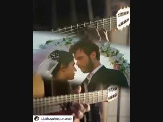 Me gusta este comienzo de una Gran historia de Amor novela nominada a los @iemmys música maravillosa @toygarisikli CesurveGüzel