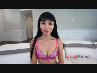 Marica hase -  gets double stuffed by hard dicks [all sex, hardcore, blowjob, anal, double, asian]