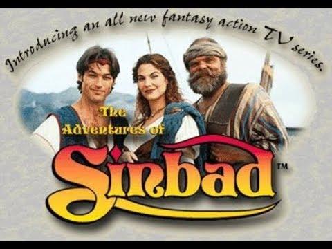 Сериал Приключения Синдбада серия 4 The Adventures of Sinbad приключения, фэнтези
