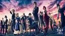 10 - Uchikawa as Ciel, Furukawa Y as Sebastian, Uehara as Grell, Mikata Ryosuke as Ronald, and Izumi Shuuhei as Undertake