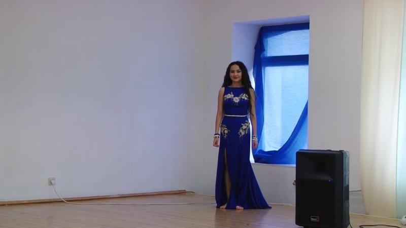 Nerkes, 1 place in professionals, Khaliku Shahdin Nawal Al Zoghbi, BellyDance, Oriental dance