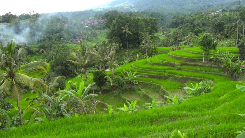 Бали, Индонезия - HD видео экскурсия