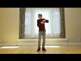 Merrik Hanna -- My Freestyle Dance