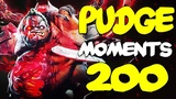 Dota 2 Pudge Moments Ep. 200 (Best of Ep. 175-199)