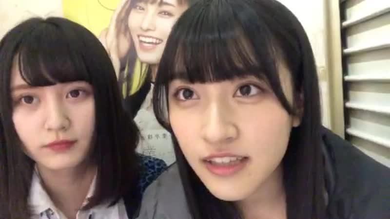 20190131 NMB48 Team M Draft KKS Yamasaki Amiru SHOWROOM Mikana part.