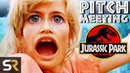 Jurassic Park Pitch Meeting