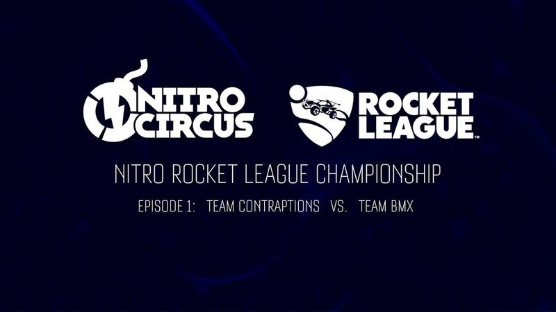 Nitro Rocket League Championship - Episode 1