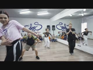 Hip-Hop choreo (beg.) by Анастасия Скобликова