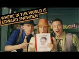 Where in the World is Edward Snowden (Carmen Sandiego Parody)
