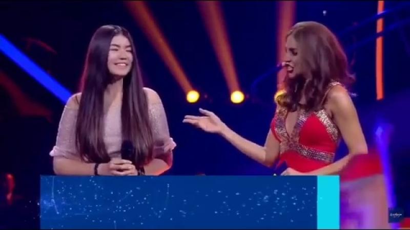 Полина Богусевич — Евровидение 2018 (Лиссабон)