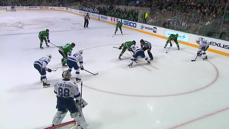 NHL 2018-2019 RS 15.01.2019 Tampa Bay Lightning vs Dallas Stars