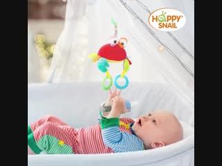 Яркие игрушки от Happy Snail