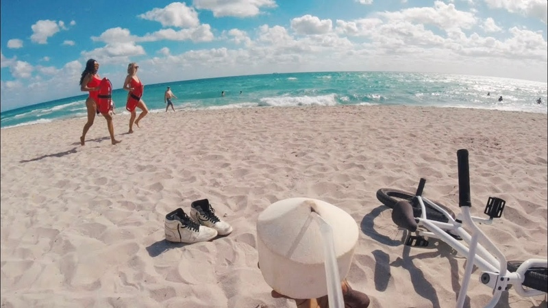 NIGEL SYLVESTER GO Miami