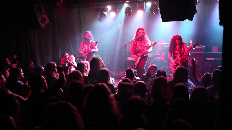 Baphomets Blood - full show, live at Old Grave Fest IV