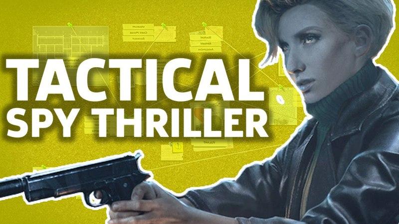Phantom Doctrine Gameplay: 13 Minutes Of Espionage
