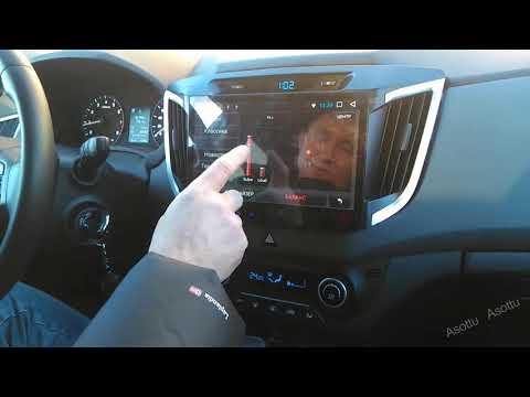 Asottu CIX251060 android 7,1 del coche dvd gps para HYUNDAI IX25 CRETA dvd del coche gps raido vídeo