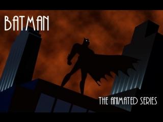 Batman: The Animated Series - 01. На Кожаных Крыльях
