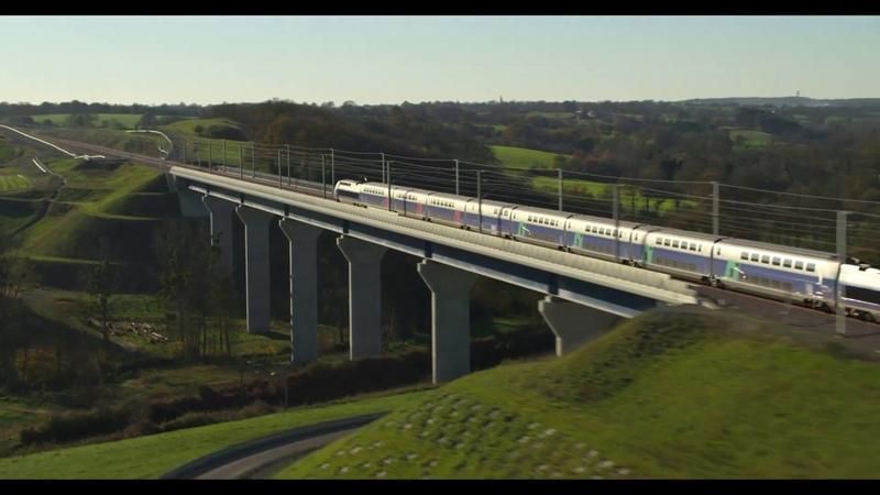 LGV Bretagne - Pays de la Loire - Essais de montée en vitesse_Novembre 2016