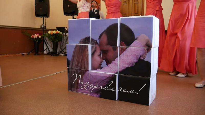 Подарок подружек невесты