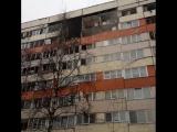 На Народного ополчения обрушилась часть жилого дома. Видео от пользователя Prinespivo, Instagram