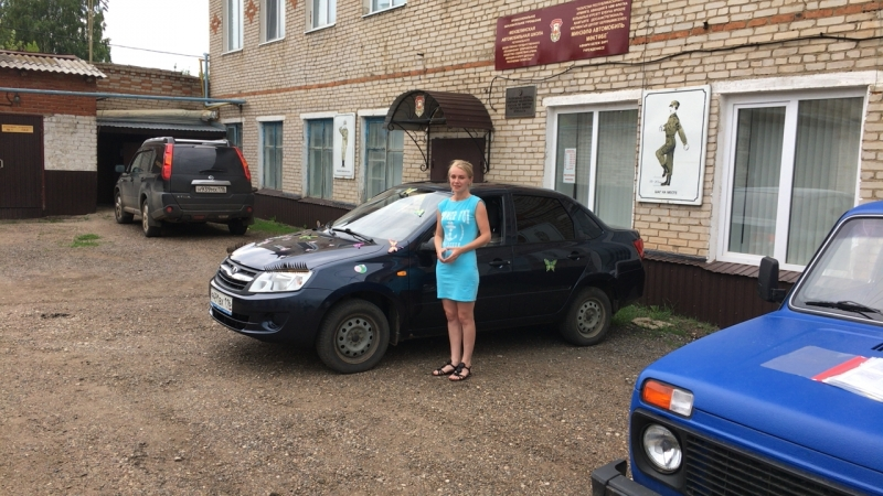 Конкурс Автоледи Мензелинск