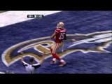 2012 - Super Bowl XLVII San Francisco 49ers wide receiver Michael Crabtree highlights