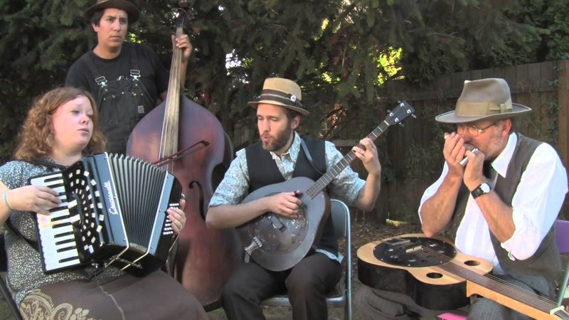 KC Moan: Jug Band/Blues Songbook Demos
