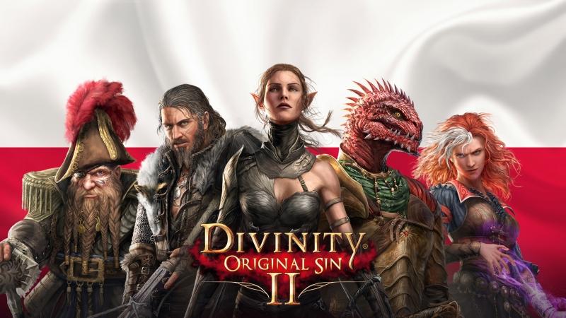 Ночной Фантом играет в Divinity Original Sin 2