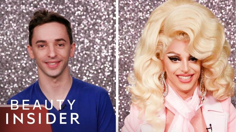 Miz Cracker From RuPauls Drag Race Shows Her Drag Queen Makeup Routine