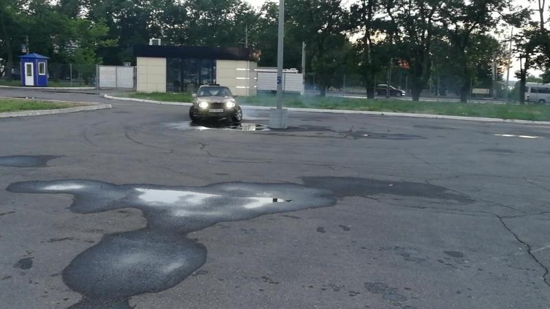 BMW 320 DRIFT Николаев 2018