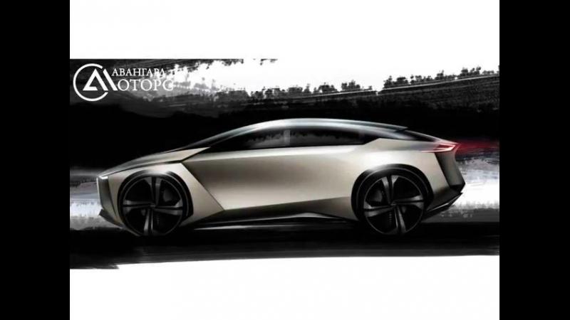 IMx Concept Nissan Motor