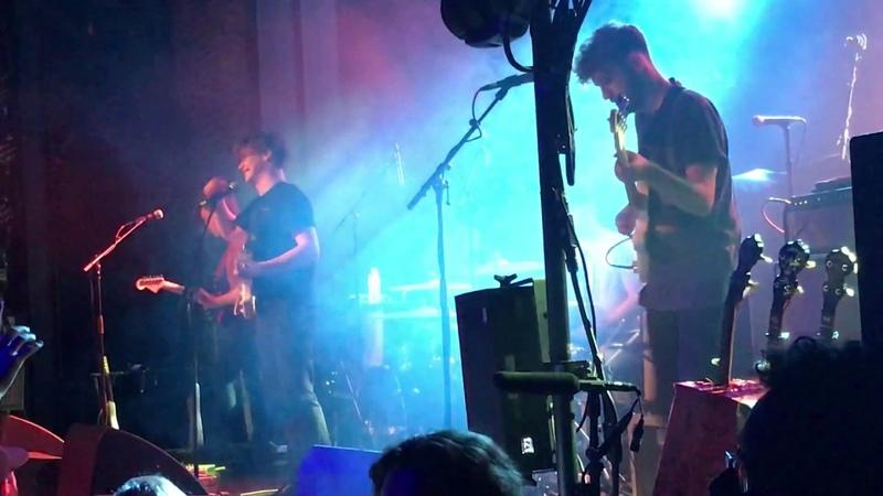 The Academics (Live) Part 1 101317 Iron City Birmingham Judah the Lion concert