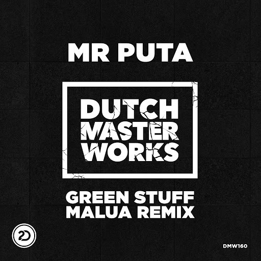 Mr. Puta альбом Green Stuff