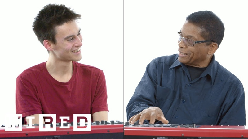 Musician Explains One Concept in 5 Levels of Difficulty ft. Jacob Collier Herbie Hancock | WIRED