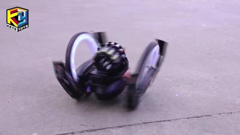 Радиоуправляемая боевая машина Keye Toys Space Warrior (лазер, стрелы) 2.4GHz -