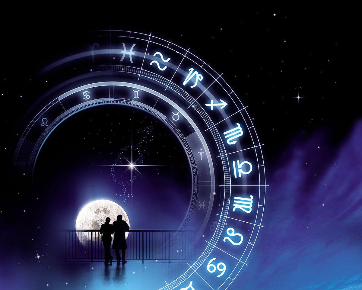 Анимация картинки гороскоп