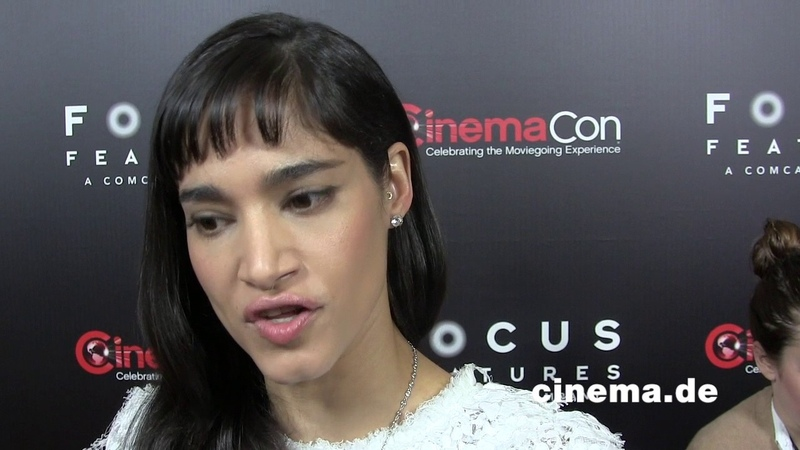 Die Mumie, Atomic Blonde Sofia Boutella Interview CINEMA-Redaktion
