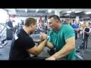 Альгин - Гонцов тренировка правая