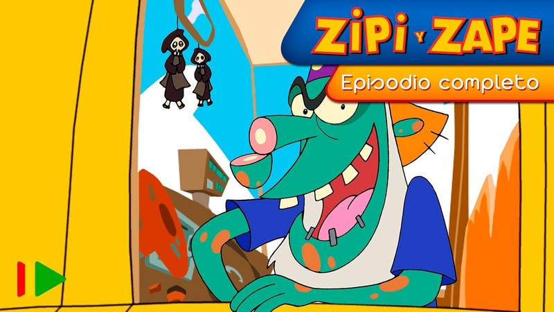 Zipi y Zape - 21 - El Proyecto de la Cucaracha Bleeeeeeeg | Episodio Completo |