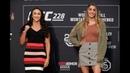 UFC 228 Media Day Staredowns - MMA Fighting