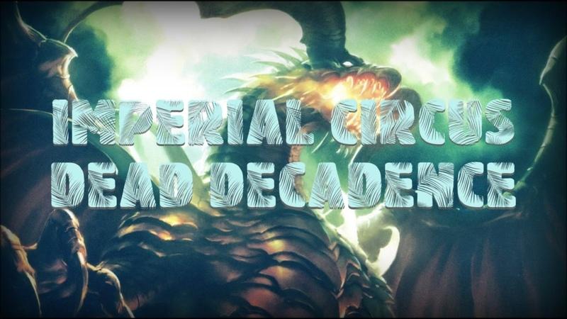 Imperial Circus Dead Decadence - Fushoku Ressentiment, Fushi Yoku no Sarugakuza.