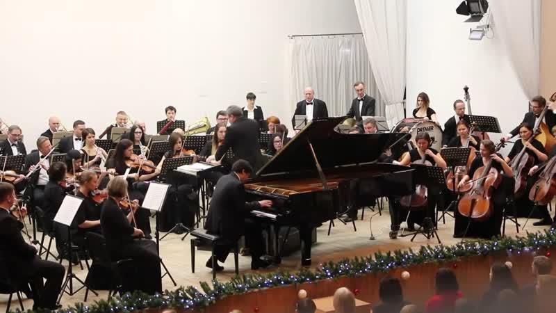 Симфонический оркестр Карельской филармонии и Вадим Холоденко 10 декабря 2018 года