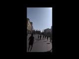 Бег по Красной площади. Это прекрасно #moscowmarathon