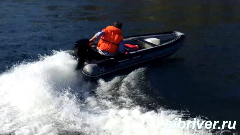 Allaska Boats лодка Аляска-460