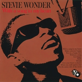 Stevie Wonder альбом With A Song In My Heart