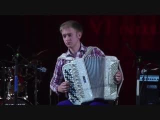 Концерт фестиваля Аккордеон Плюс - в лучах эстрады 2015 1 отделение