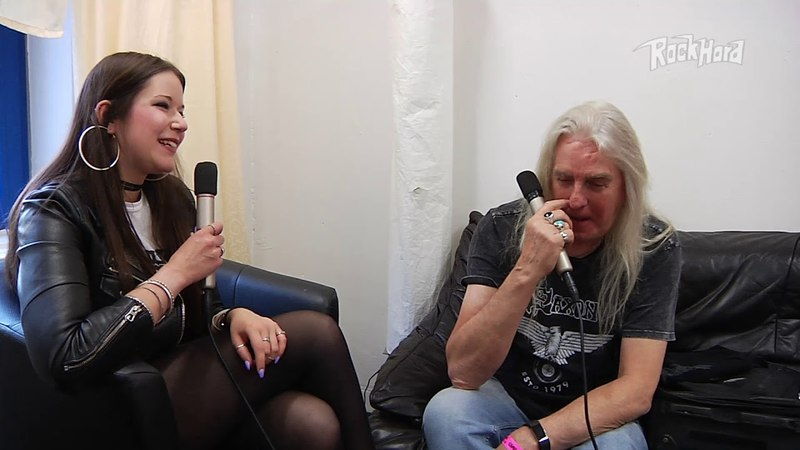 Biff Byford talks about Saxons influence on Black Metal bands