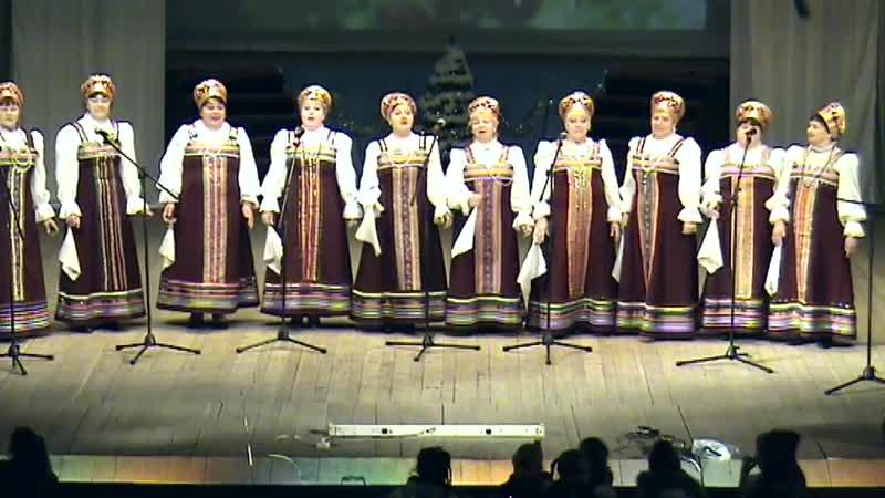 Отчетный концерт РДК В кругу друзей 2018