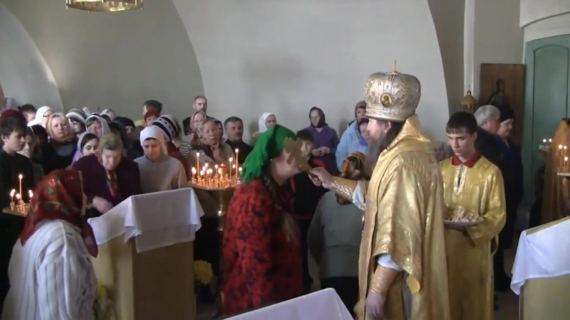 Епископ Евтихий агитирует за Путина
